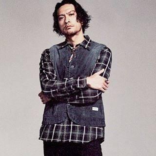 "Claire Walsh on Instagram: ""His long hair is my weakness #nagasetomoya #長瀬智也 #TOKIO #ilikeyourheart"" (569745)"