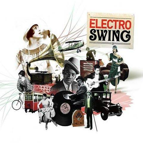 """Bart&Baker on Instagram: """"#bestofelectroswing #bartandbaker  Electro Swing Volume 1 released in 2009 contains :  Jolie coquine  deCaravan Palace  Get a Move On…"""" (629364)"""