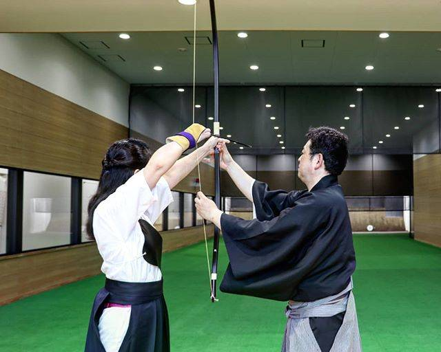 """You Me and Zen 弓と禅 on Instagram: """"Even if you haven't tried kyudo before, we will teach and support you🍀弓道の経験がない方、初心者の方でも、サポートします🍀"""" (652519)"""