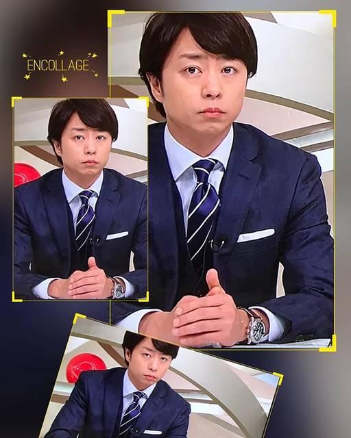 """あみぐるみLIFE💗&嵐 on Instagram: """"zero❤️❤️ #嵐 #櫻井翔❤️ #櫻井翔くんzeroキャスター"""" (671787)"""