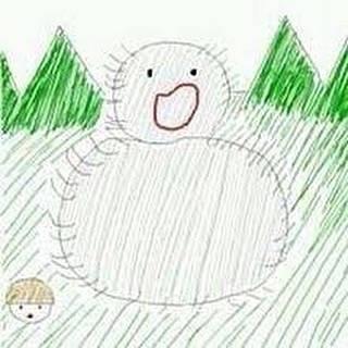 """mami on Instagram: """"わたしの中の最高傑作❤️ #櫻井翔#櫻井画伯 #ともえちゃんに乗っかってみたよ #トトロ #雪だるまに毛が生えてるぞ #って潤くん💜笑 #左端のキノコみたいなん #な~んだ?🍄 #まさかの #メイちゃん👧 #😂😂😂😂😂 #gの嵐 #懐かしいなぁ…"""" (678675)"""