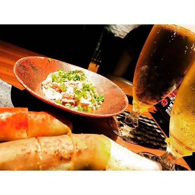 """MISUMI AI on Instagram: """"和が福岡に(^^)昼からずっと食べて飲んで🍻#半年ぶり#福岡#博多#中洲#飲み#博多めんたい重#食べて飲んで#明日はいよいよ#福井行くよ#楽しみ"""" (888054)"""