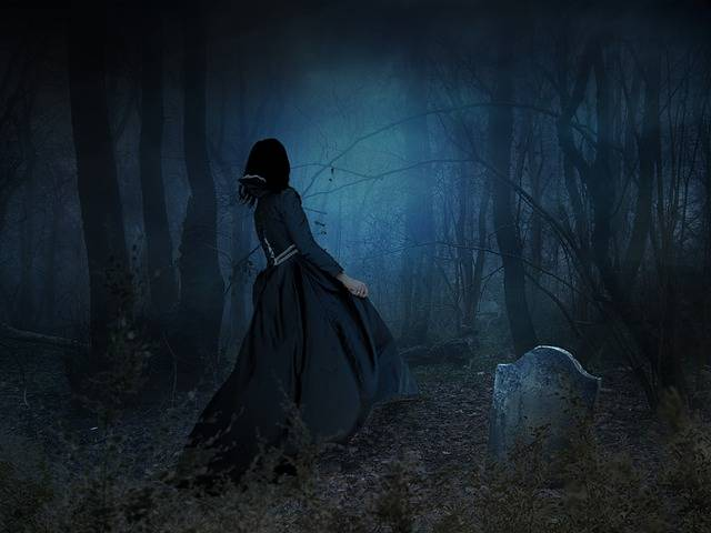 Scary Eerie Spooky · Free image on Pixabay (16553)
