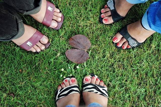Foots Group Footwear Three · Free photo on Pixabay (25143)
