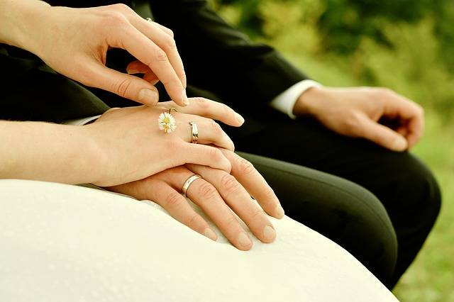 Hands Bride And Groom Rings · Free photo on Pixabay (28477)