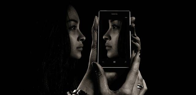 Smartphone Face Woman · Free photo on Pixabay (43064)