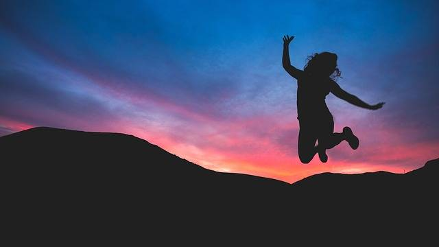 Person Jumping Silhouette · Free photo on Pixabay (52173)