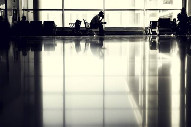 Airport Person Waiting · Free photo on Pixabay (61104)