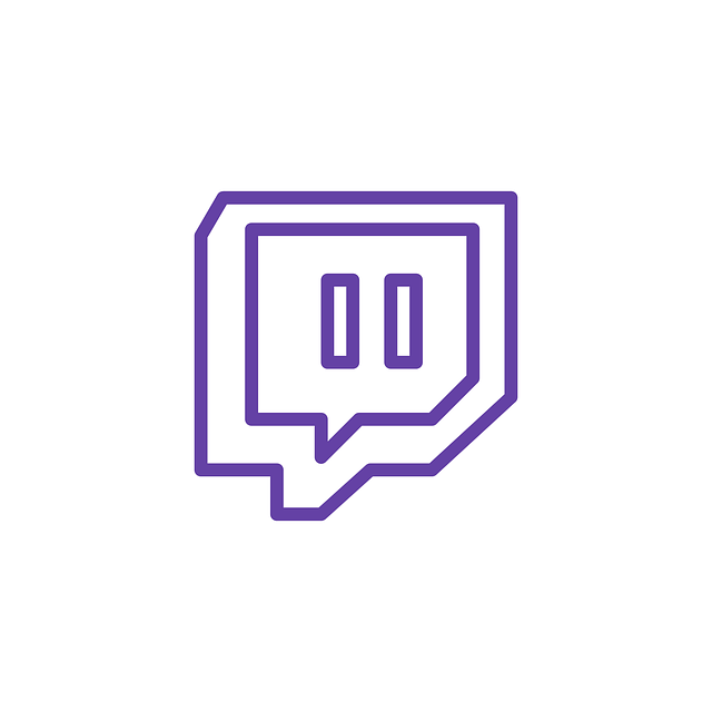 Twitch Icon Logo · Free vector graphic on Pixabay (61822)