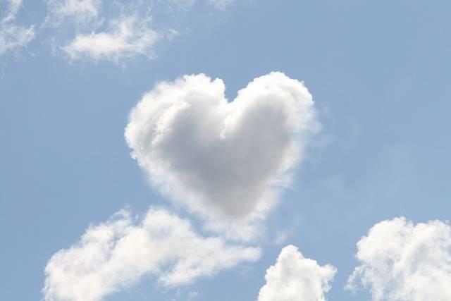 Cloud Heart Clouds · Free photo on Pixabay (62841)