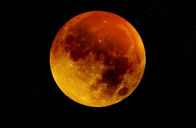 Moon Blood Full · Free photo on Pixabay (62956)
