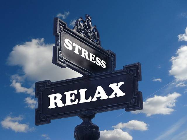 Stress Relaxation Relax · Free image on Pixabay (64917)
