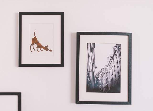 Picture Frames Wall Art Interior · Free photo on Pixabay (67309)