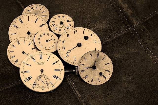 Watches Old Antique Time · Free photo on Pixabay (74125)