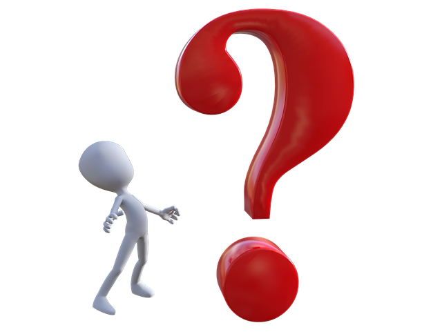 Question Mark Why - Free image on Pixabay (78374)