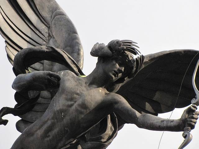 Statue Eros Piccadilly - Free photo on Pixabay (78653)