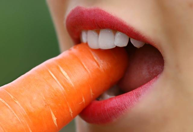 Teeth Carrot Diet Loss Of - Free photo on Pixabay (79752)