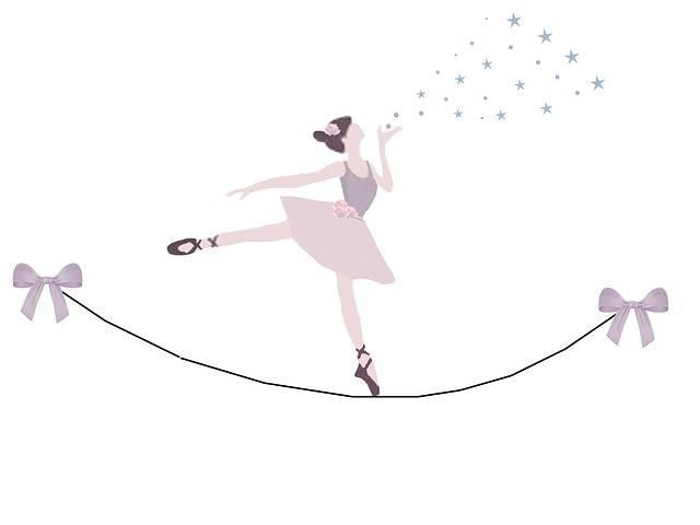 Dancer Ballerina Stars - Free image on Pixabay (90647)