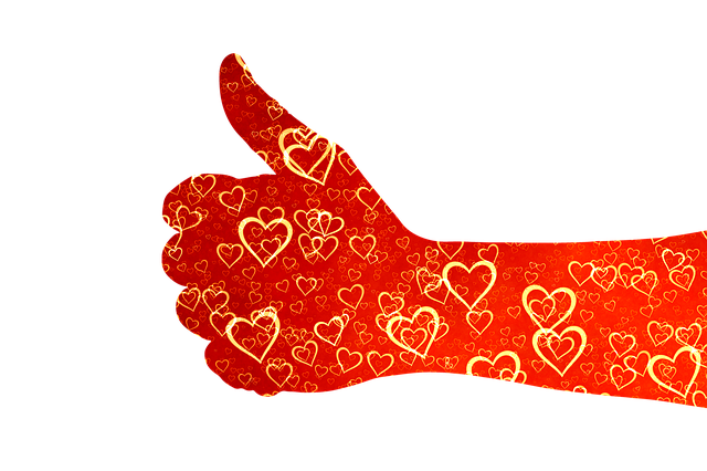 Like Thumb Heart - Free image on Pixabay (92861)