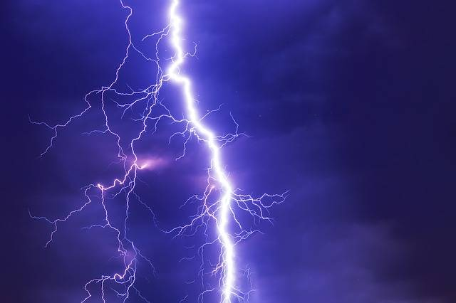 Flash Thunderstorm Super Cell - Free photo on Pixabay (93376)