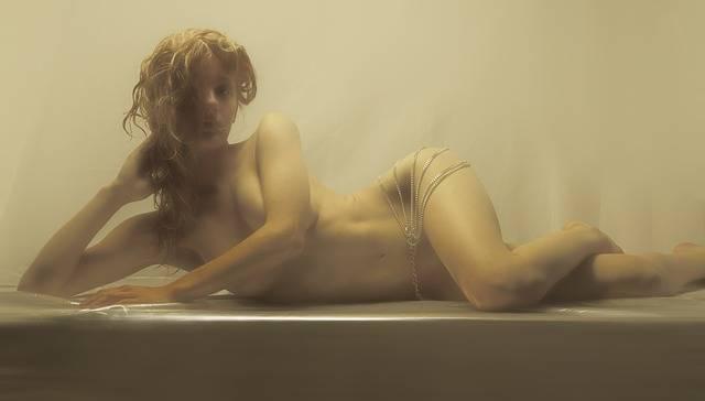 Implied Lingerie Woman - Free photo on Pixabay (96725)