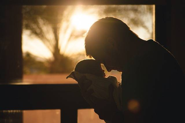 Baby Child Father - Free photo on Pixabay (98984)
