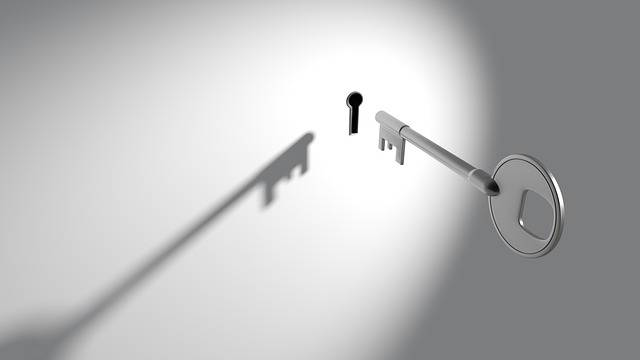 Key Keyhole Lock - Free image on Pixabay (103014)