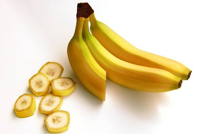 Bananas Fruit Fruits - Free photo on Pixabay (103017)