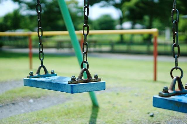 Park Blanco Playground Equipment - Free photo on Pixabay (103964)