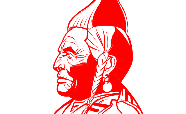 Native-America Indian Shot In Hand - Free image on Pixabay (104197)