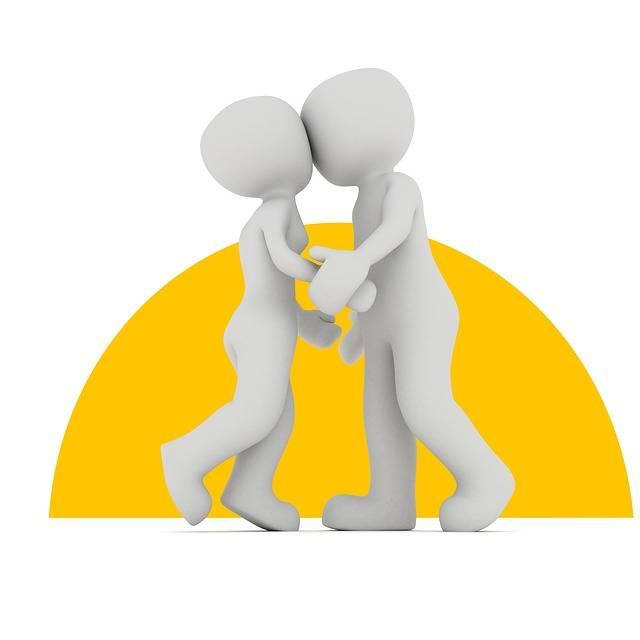 Love Meeting Encounter - Free image on Pixabay (104722)