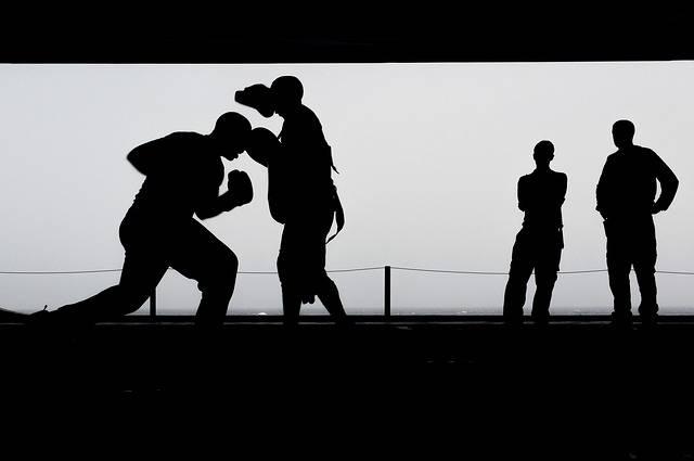 Boxing Training Workout - Free photo on Pixabay (104826)