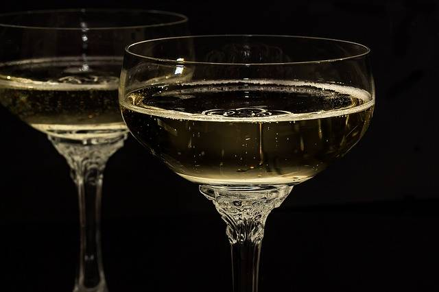 Champagne Glasses - Free photo on Pixabay (108303)