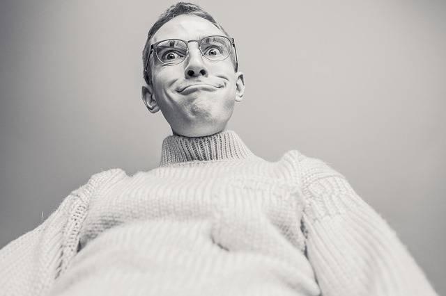 Man Silly Funny - Free photo on Pixabay (109049)
