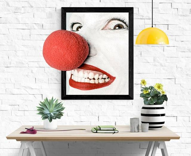 Clown Actor Nose - Free photo on Pixabay (113626)