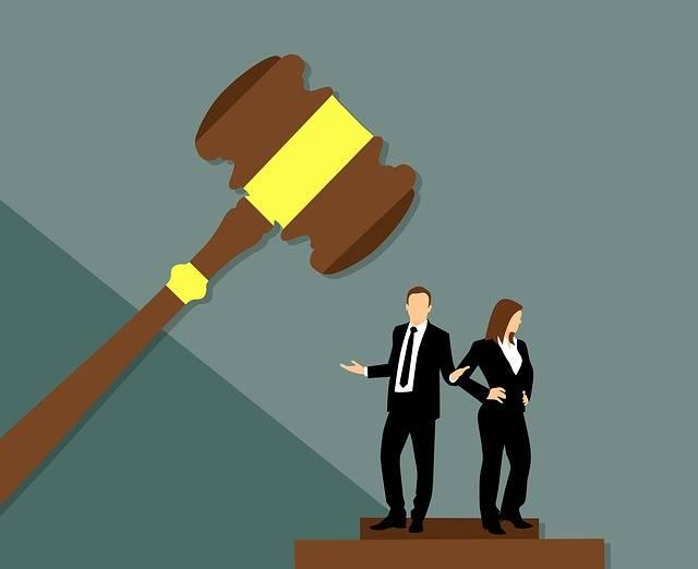 Divorce Separation Judge - Free image on Pixabay (115839)