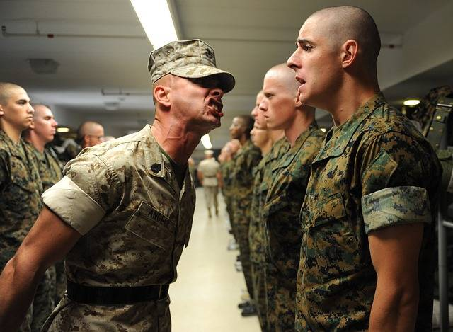Military Drill Instructor - Free photo on Pixabay (116671)