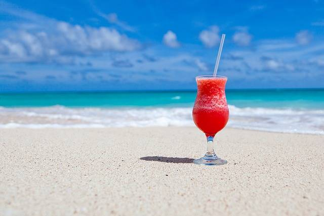 Beach Beverage Caribbean - Free photo on Pixabay (118265)