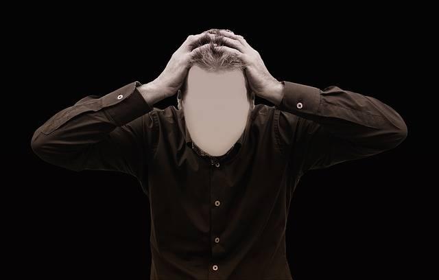 Stress Burnout Businessman - Free photo on Pixabay (118428)