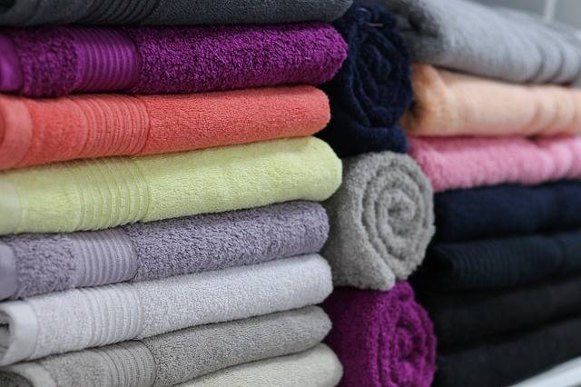 Towels Linens Store Bath - Free photo on Pixabay (119014)