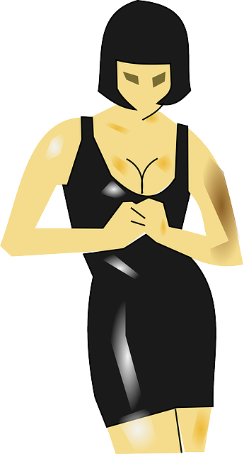 Woman Dress Bitch - Free vector graphic on Pixabay (119335)