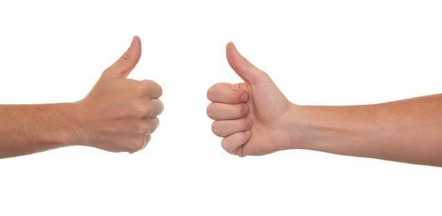 Thumb Hand Arm - Free photo on Pixabay (119653)