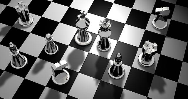 Chess Figures Pieces - Free image on Pixabay (121234)
