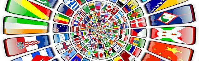 Flags Country Nationalities - Free image on Pixabay (121269)