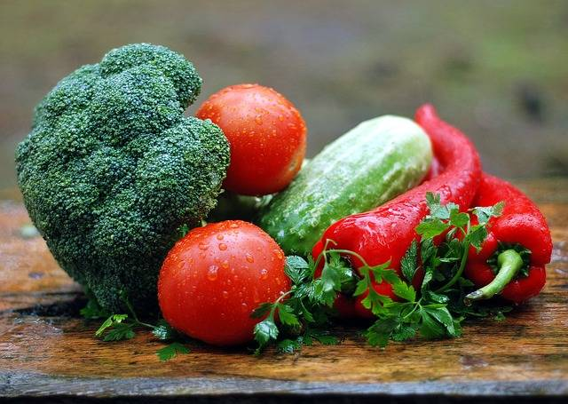 Vegetables Healthy Nutrition - Free photo on Pixabay (121285)