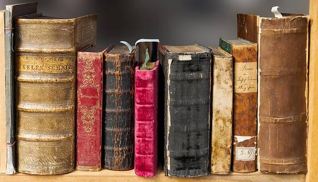 Book Read Old - Free photo on Pixabay (122527)