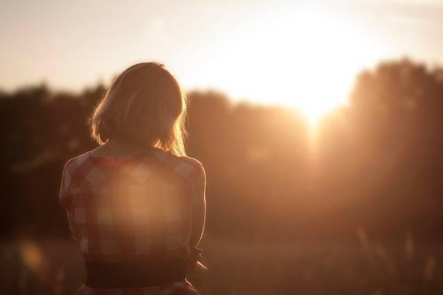 Woman Person Sunset - Free photo on Pixabay (122622)