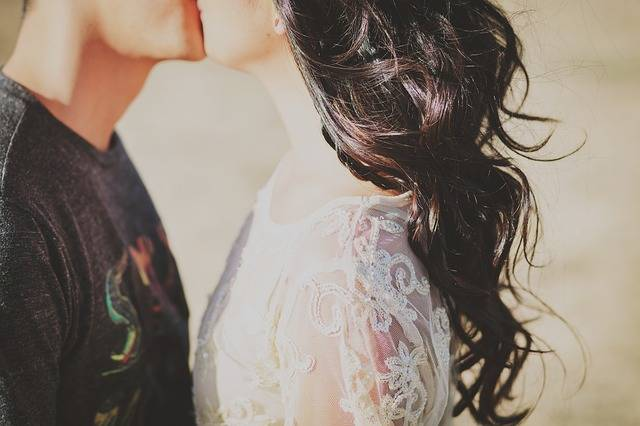 Young Couple Kiss - Free photo on Pixabay (123171)