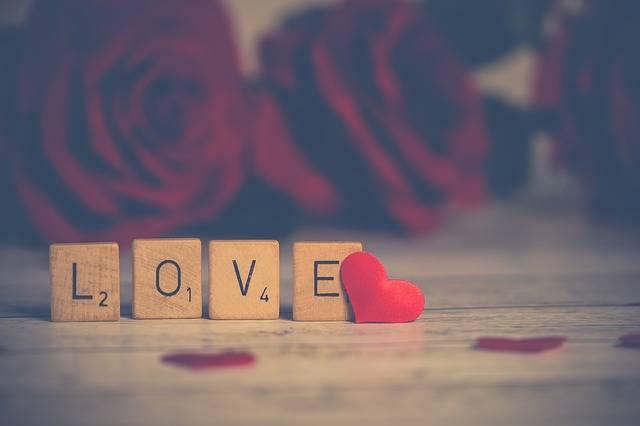 Love Valentine Heart In - Free photo on Pixabay (124109)