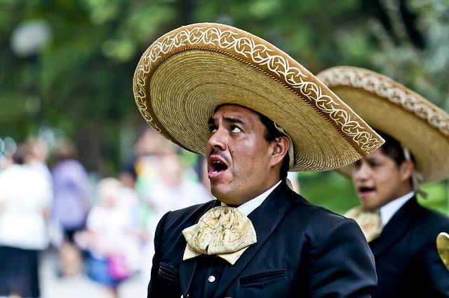 Singer Mexicans Sing - Free photo on Pixabay (125558)